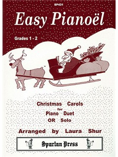 Easy Pianoel - Grades One And Two Books | Piano Duet or Piano
