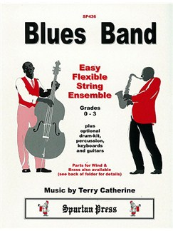 Terry Cathrine: Blues Band Books | Ensemble