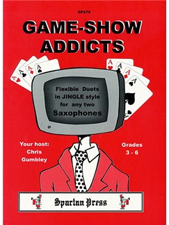 Game Show Addicts Books | Saxophone