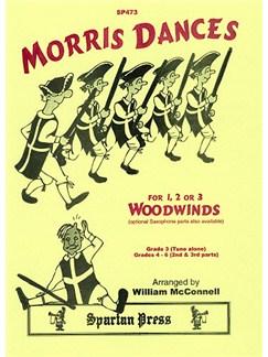 Morris Dances Books | Clarinet, Flute, Oboe