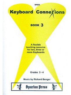 Keyboard Connexions Book 3 Books | Keyboard