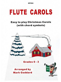Flute Carols Books | Flute (with Chord Symbols)