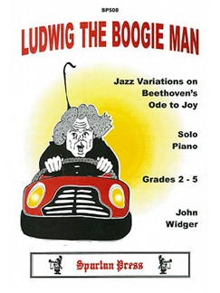 Ludwig The Boogie Man Books | Piano