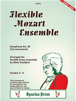 Flexible Mozart Ensemble Books | Flexible Brass Ensemble