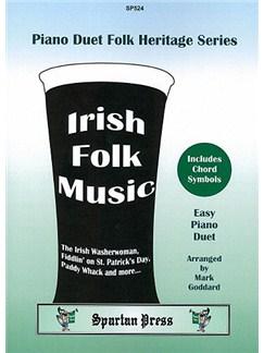 Irish Folk Heritage Books | Piano Duet