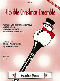 Flexible Christmas Ensemble: Woodwind Pack Books | Ensemble
