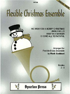 Flexible Christmas Ensemble: Brass Pack Books | Brass Ensemble