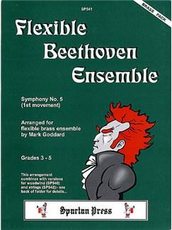Ludwig Van Beethoven: Flexible Beethoven Ensemble Books | Brass Ensemble
