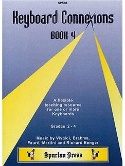 Keyboard Connexions - Book 4 Books   Keyboard