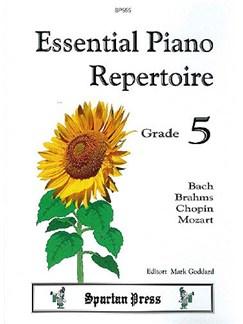 Essential Piano Repertoire Grade 5 Books | Piano