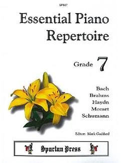 Essential Piano Repertoire Grade 7 Books | Piano