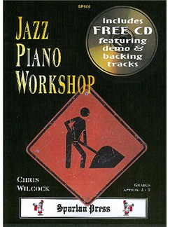 Chris Wilcock: Jazz Piano Workshop Books and CDs | Piano