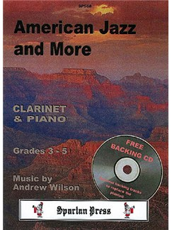 American Jazz and More Books and CDs | Clarinet