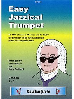 Easy Jazzical Trumpet Books | Trumpet