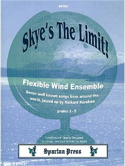 Skye's The Limit - Flexible Woodwind Ensemble Books | Flexible Woodwind Ensemble