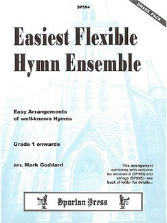 Easiest Flexible Hymn Ensemble Books | Brass Band