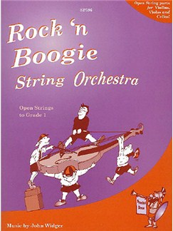 John Widger: Rock 'n Boogie String Orchestra Books | String Instruments