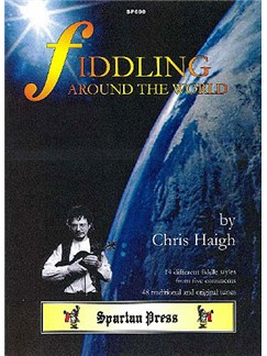 Fiddling Around The World Books | Violin