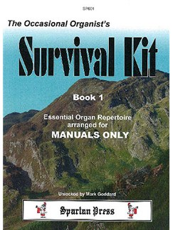 Occasional Organist's Survival Kit - Book 1 Books | Organ