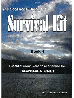 The Occasional Organist's Survival Kit - Book Four Books | Organ