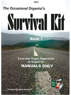 Occasional Organist's Survival Kit - Book 7 Books | Organ