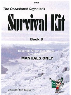 Occasional Organist's Survival Kit Book 8 Books | Organ