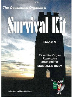 The Occasional Organist's Survival Kit Book 9 Books | Organ