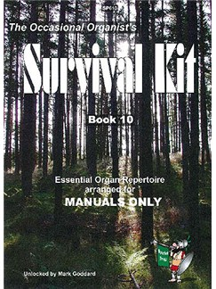 Occasional Organist's Survival Kit Book 10 Books | Organ