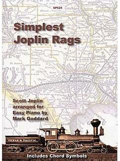 Simplest Joplin Rags Books | Piano