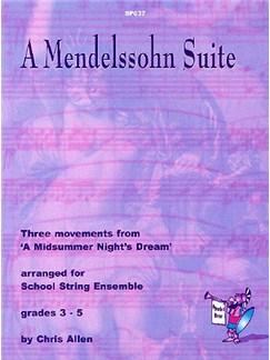 Mendelssohn Suite: School String Ensemble Books | Ensemble
