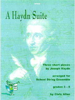 Haydn Suite: School String Ensemble Books | Ensemble