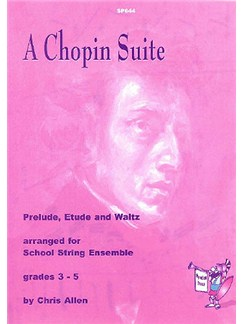 Chopin Suite for School String Ensemble Books | Ensemble