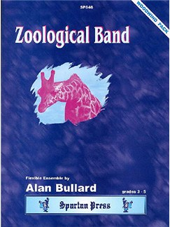 Alan Bullard: Zoological Band Books | Ensemble
