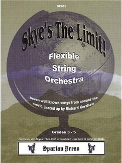 Skye's The Limit Flexible String Ensemble by Richard Kershaw Books | Ensemble