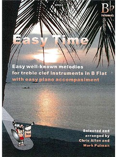 Easy Time Books | B Flat Instruments