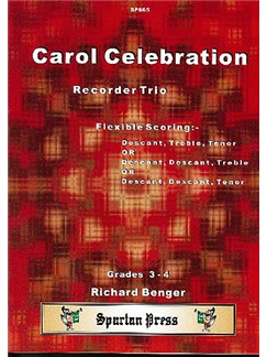 Richard Benger: Carol Celebration Books | Recorder (Trio)