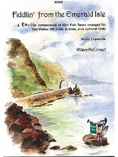 Fiddlin' From the Emerald Isle Books | String Trio