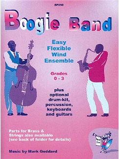 Boogie Band (Flexible Wind Ensemble) Books | Ensemble
