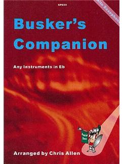 Busker's Companion - Alto Saxophone Books | Alto Saxophone