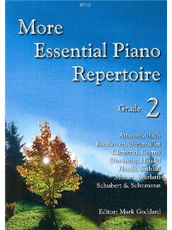 More Essential Piano Repertoire Grade 2 Books | Piano
