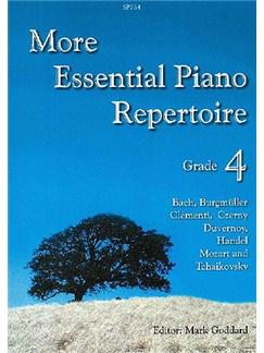 More Essential Piano Repertoire Grade 4 Books   Piano