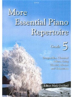 More Essential Piano Repertoire - Grade 5 Books | Piano