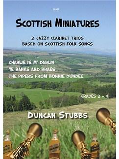 Duncan Stubbs: Scottish Miniatures Books | Clarinet (Trio)