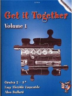 Alan Bullard: Get It Together: Woodwind Pack Volume 1 Books | Ensemble