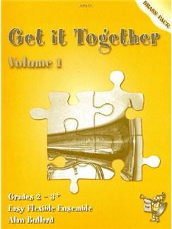 Alan Bullard: Get It Together: Brass Pack Volume 1 Books | Brass Ensemble