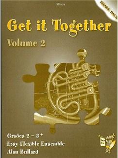Alan Bullard: Get It Together: Brass Pack Volume 2 Books | Brass Ensemble