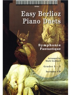 Easy Berlioz Piano Duets Books and CDs | Piano Duet