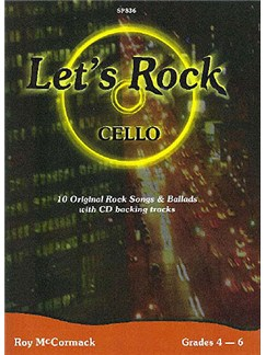 Let's Rock (Cello) Books and CDs | Cello