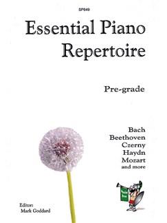 Essential Piano Repertoire - Pre-Grade Books | Piano