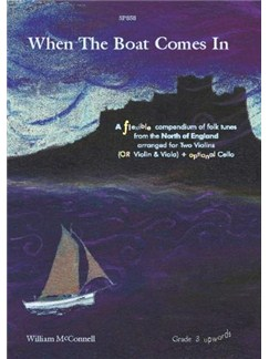 When the Boat Comes In - Flexible string duets/trios Books | Viol